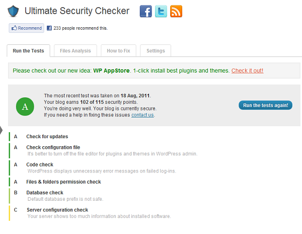 Ultimate-Security-Checker